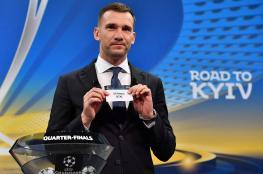ريال مدريد ويوفينتوس قمة نارية بربع نهائي أبطال أوروبا