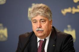 مجدلاني: تطبيق قرارات المجلس المركزي مرهونة بالتحرك الدولي