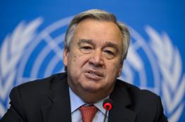 UN Chief 'Shocked' by Israel's Use of Live Fire During Gaza Border Protests, and warns: Situation in Gaza close to brink of war