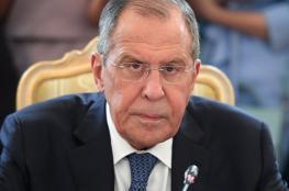 """لافروف: النظام السوري له الحق بمحاربة """"النصرة"""" في إدلب"""