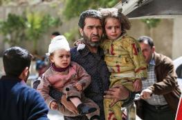 مجزرة جديدة.. 17 شهيدا و50 جريحا بقصف لطائرات الأسد على حمورية