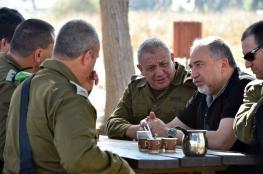 ليبرمان: تأهيل غزة مشروط بنزع سلاح المقاومة