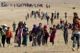 750 ألف شخص محاصرين في غرب الموصل بحاجة للمساعدة