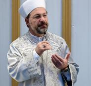 رئيس-الشؤون-الدينية-التركية-علي-أرباش