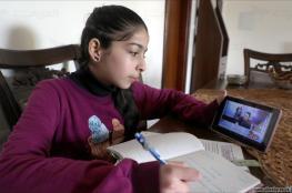 أبو هولي: خيار التعلم عن بعد في مدارس قطاع غزة سيكون صعبا