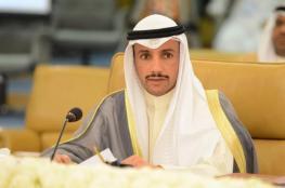 الغانم: مجلس الوزراء سيبحث غدا حظر التجول في الكويت