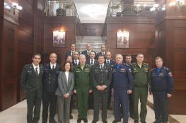 جيش الاحتلال يُطلع الجيش الروسي على عملية الكشف على أنفاق حزب الله