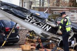 مصرع 4 أشخاص بتحطم طائرة في ألاسكا