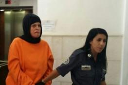 Hasharon female detainees continue the protestation against the security cameras inside the prison