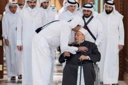 اعلامي اماراتي يدعو لاغتيال القرضاوي عبر تفجير سيارته في الدوحة