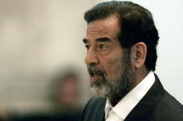 صدام حسين وحراسه الأمريكيون.. تفاصيل زنزانته ولحظات قاسية قبل إعدامه