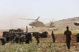 جيش الاحتلال يعلن بدء مناورة مفاجئة لسلاح الجو
