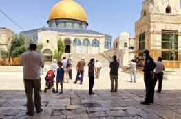 """الأردن يدين انتهاك الاحتلال للمسجد الأقصى ويطالب بـ""""كف الاستفزازات"""""""