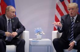مصدر يكشف ما سيناقشه بوتين وترامب في باريس