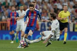 """هذا موعد """"كلاسيكو"""" برشلونة وريال مدريد في الليغا"""