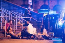 قتلى وجرحى بانفجار ضرب حفلا في مانشستر البريطانية