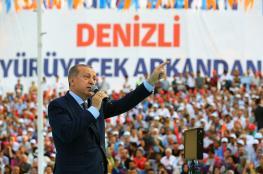 أردوغان يوجه تحذيرا شديد اللهجة لوزير الخارجية الألماني