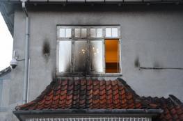 السفارة التركية في الدانمارك تتعرض لهجوم بالمولوتوف