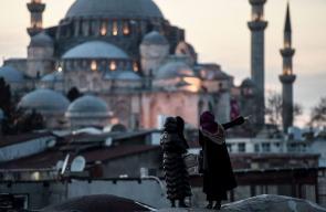 مشاهد جمالية من مدينة إسطنبول