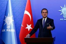 جليك: تركيا لا تسعى للصراع شرقي المتوسط