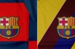 """قمصان """"غير مسبوقة"""" لبرشلونة بعد شهور"""
