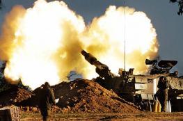 الاحتلال يطلق النار على نقطة رصد للمقاومة شرق المغازي
