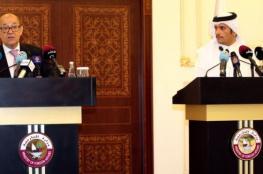 وزير خارجية فرنسا يكشف شرط قطر لبدء المحادثات مع دول الحصار