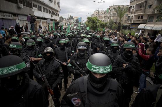 وزير إسرائيلي يقول إن حماس تمثل التحدي الأكبر للاحتلال