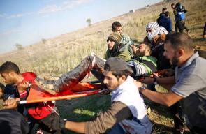 شهيد وعشرات الإصابات على حدود قطاع غزة