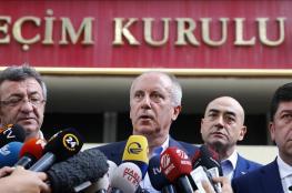 منافس أردوغان الانتخابات الرئاسية جيدة