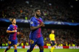 500 مليون يورو قيمة الشرط الجزائي في عقد أومتيتي مع برشلونة