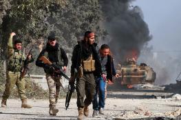 الجيش الحر يسيطر على مدينة الباب بعد طرد تنظيم الدولة