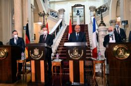 """دعوة أوروبية وعربية لمفاوضات فلسطينية- إسرائيلية """"مباشرة وجادة"""""""
