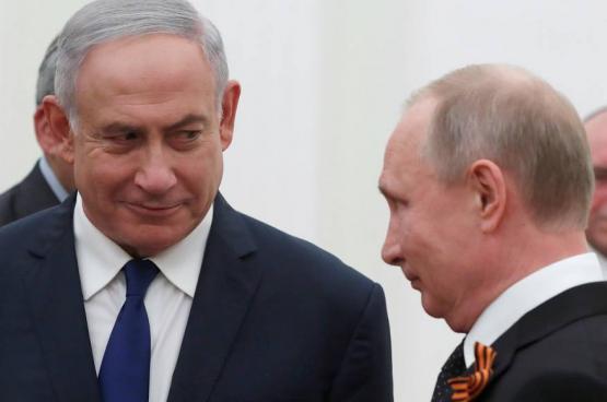 """نتنياهو لبوتين: تسليم النظام السوري منظومة """"إس 300"""" خطوة خطيرة"""