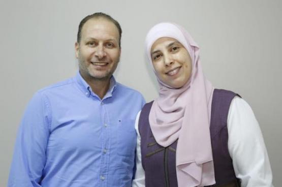 أحلام التميمي لشهاب: ما حدث لزوجي من إبعاد سيناريو متواطئ مع الاحتلال