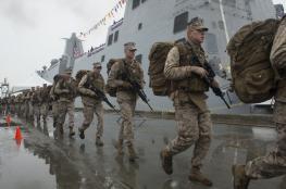 موافقة خليجية على إعادة انتشار القوات الأمريكية في مياه الخليج