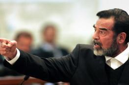 شاهد: لأول مرة.. الكشف عن رسالة مثيرة بعثها صدام حسين من محبسه