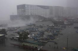 """ارتفاع حصيلة ضحايا إعصار """"مانغكوت"""" في الفليبين إلى 64 قتيلًا"""