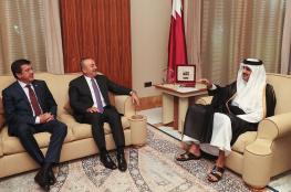 أوغلو: قطر تعاملت بحكمة مع الأزمة دون تصعيد