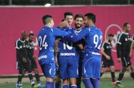 هلال القدس يقترب من الصعود لمجموعات كأس الاتحاد الأسيوي