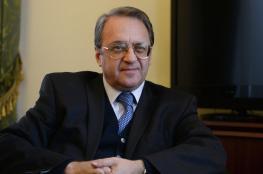 هنية يضع نائب وزير الخارجية الروسي في صورة اتفاق المصالحة