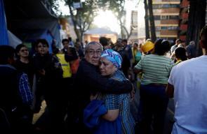 ذعر في المكسيك بعد زلزال عنيف أسفر عن أضرار مادية كبيرة