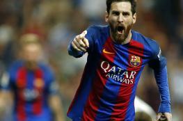 ميسي يقود برشلونة للفوز على ريال مدريد في الدقيقة الأخيرة