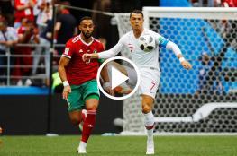 بث مباشر: مباراة المغرب والبرتغال ضمن مونديال روسيا 2018