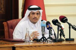وزير خارجية قطر: مشكلة دول الحصار أصبحت مع الشعب القطري