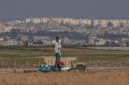مسؤول اسرائيلي: سنبني الجدار على حدود غزة حتى لو كان الثمن تصعيد جديد