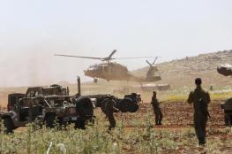 تدريبات عسكرية مفاجئة في الكيان الإسرائيلي اليوم