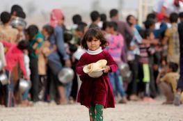 350 ألف طفل عراقي عالقون غرب الموصل