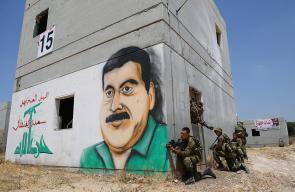 جيش الاحتلال الإسرائيلي يجري تدريبات عسكرية للواء غولاني شمال فلسطين المحتلة