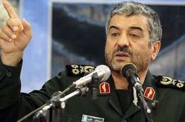 """بعد انسحابها من سوريا.. قائد الحرس الثوري يتوعد الولايات المتحدة بـ""""صفعة قوية أخرى"""""""